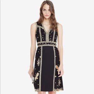 Straight of the runway DVF dress